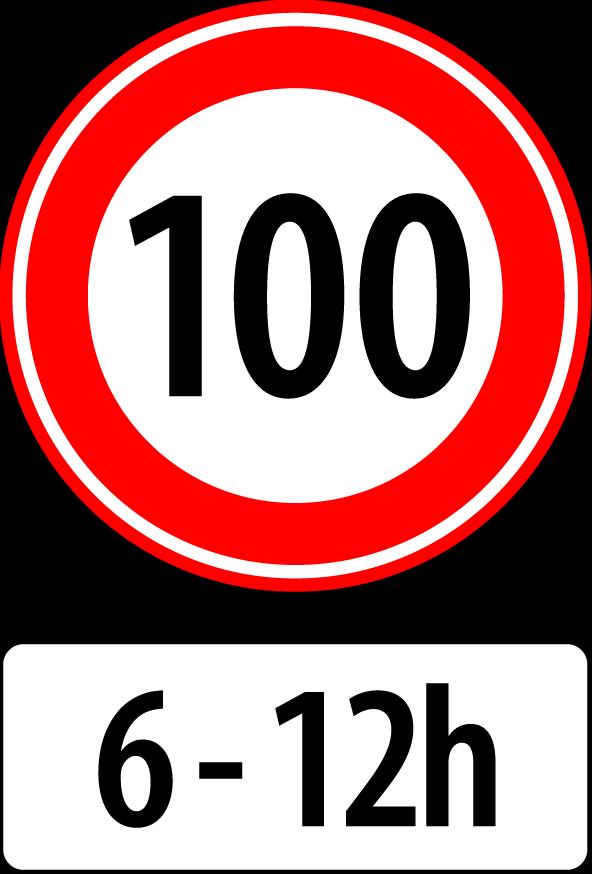 100 km/h