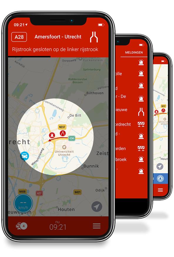 Verkeerplaza app